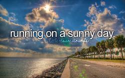 I miss my Miami running weather...