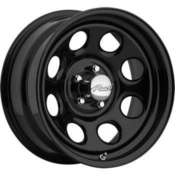 297b 5860p 15x8 6x5 5 6x139 7 Wheels Rims Black 6 Offset Steel Bullet Lifted Black Wheels Wheel Rims Custom Wheels