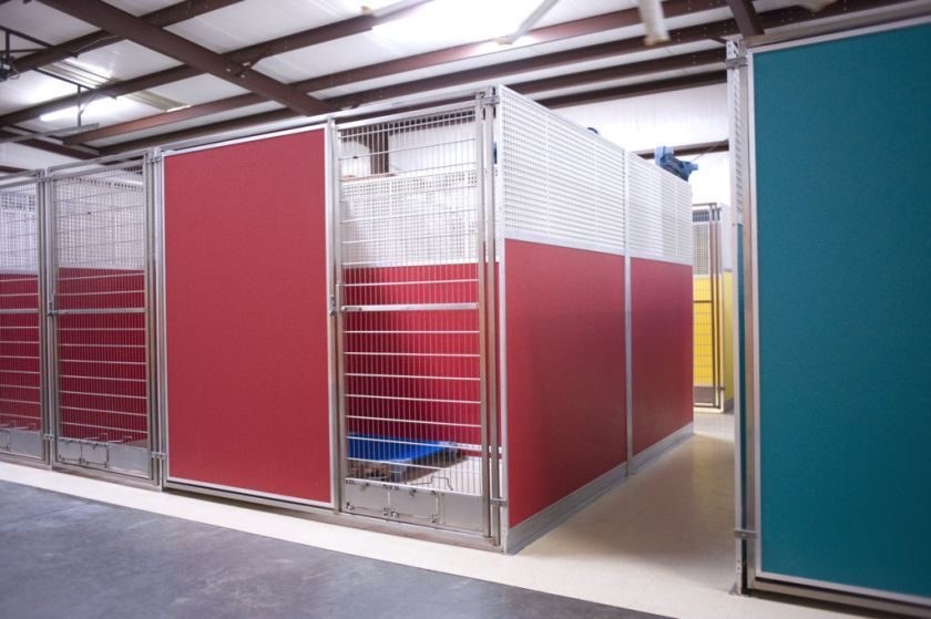 Sani Kennels From Mason Kennels Out Of Ohio Dog Kennel Kennel Dog Hotel