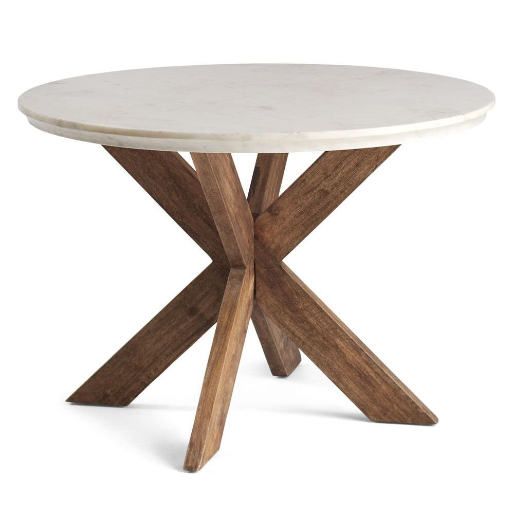 Gasca X Base Table Wisteria Breakfast Table Round Dining