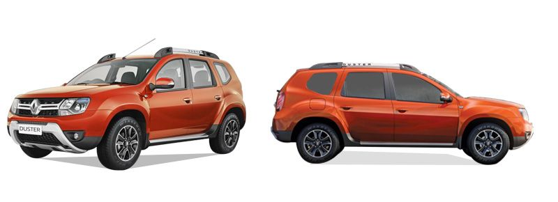 Mynewcar In Provides The Best Renault Duster On Road Price