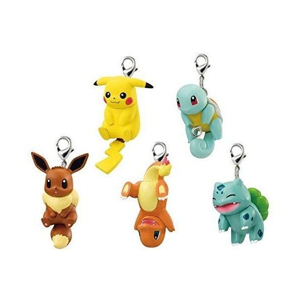 Pokemon Eeveelution Keychain Evolution of Eevee Keyring Pendant Accessories Toy