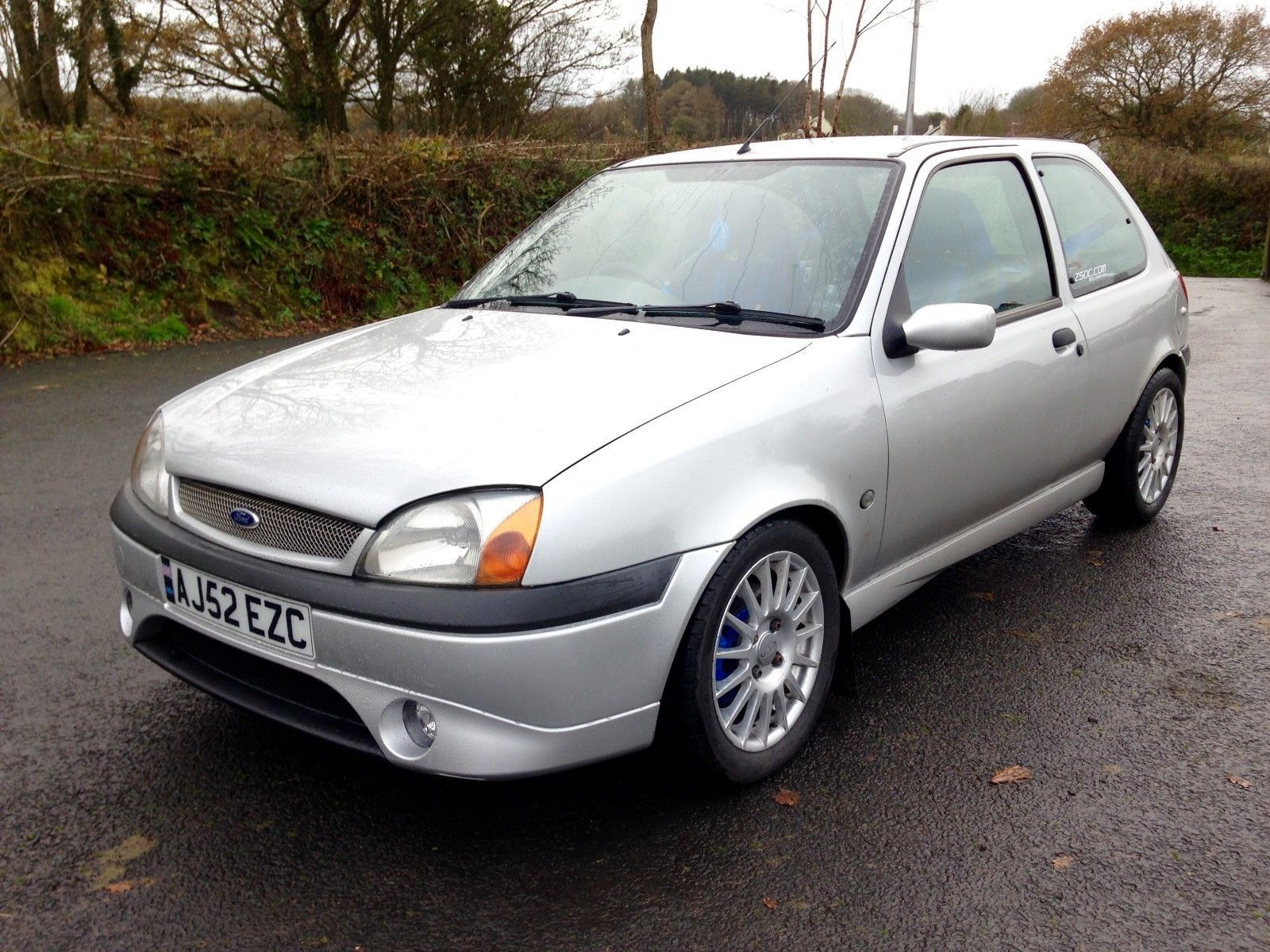 Check Out This Fast Ford Ford Fiesta Zetec S 1 6 Mk5 2002 Low