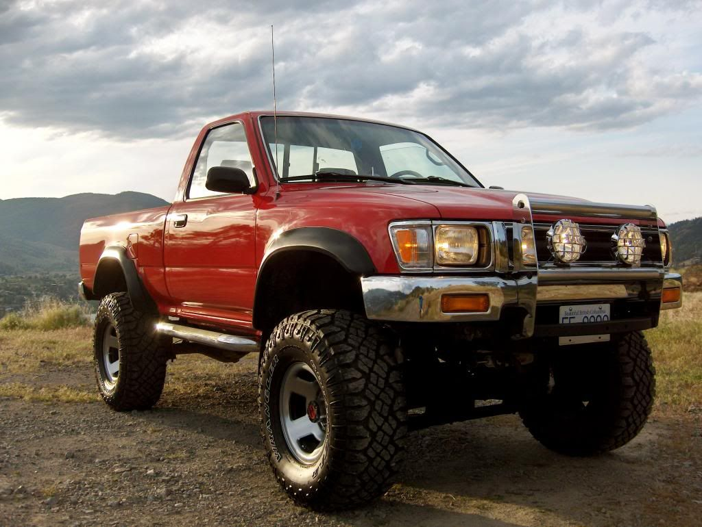 Brad88nl S 1994 Pickup Build Up Thread Yotatech Forums Toyota Pickup 4x4 Toyota Trucks Toyota Hilux