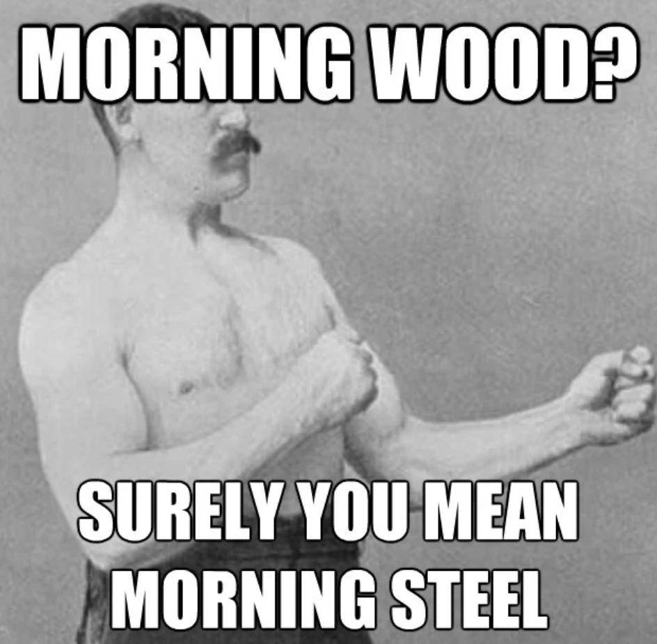 Morning Wood Report Martial Arts Mixed Martial Arts Martial Arts Humor