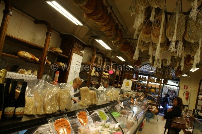 """Cured meats and cheese - """"Reggio Emilia: One Town, All the Best Food of Italy"""" by @Caroline Cloutier"""