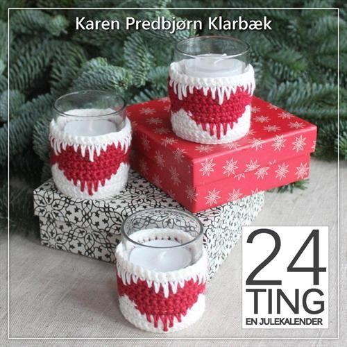 24 coisas - Um calendário do advento de Karen Predbjørn Klarbæk (E-book) - compras de SAXO.com