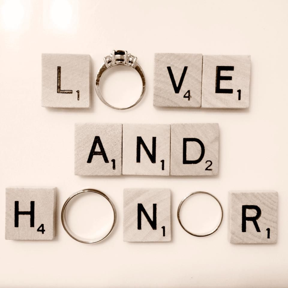 Love and Honor.