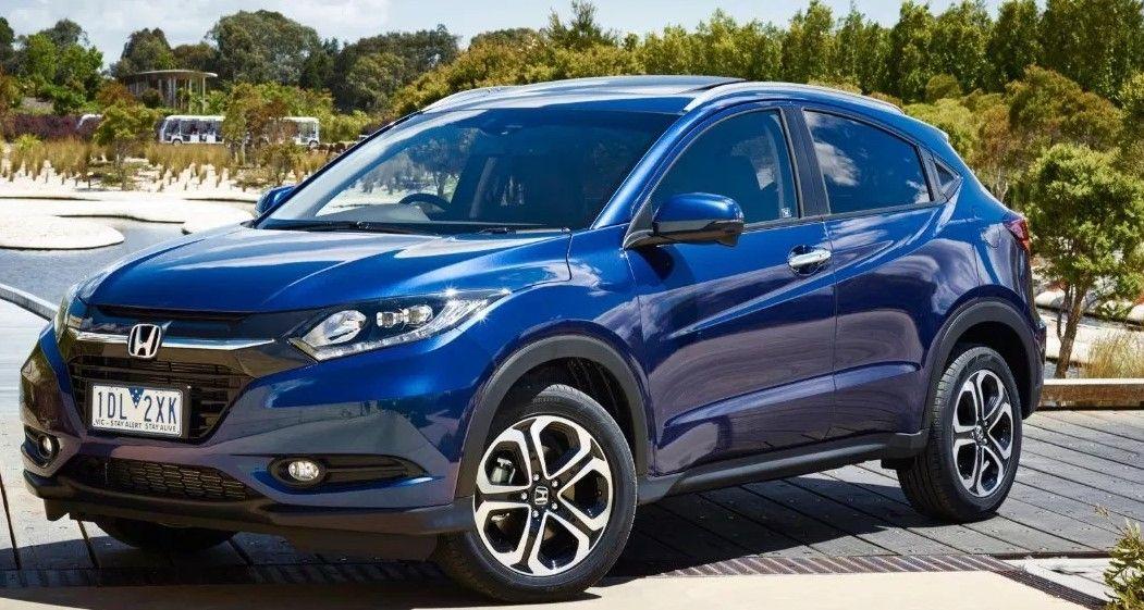 Honda 2020 Hrv Lx New Cars Release Date Honda hrv, Suv