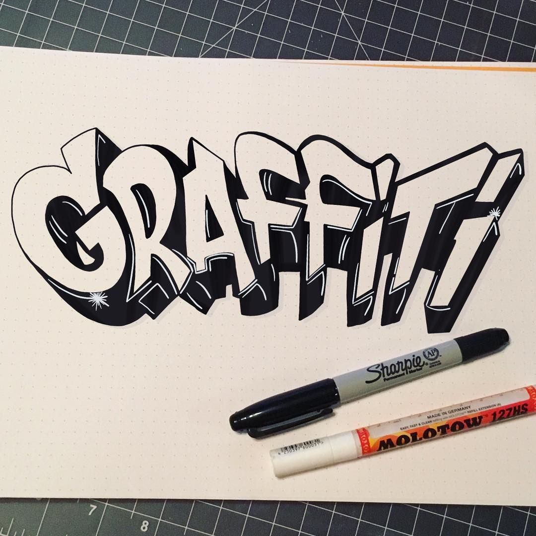 Ok So Technically Graffiti Is Tomorrow S Word But I