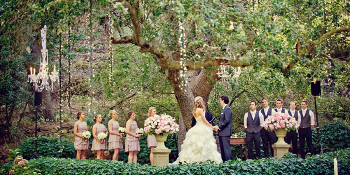 Calamigos Ranch weddings Price out and compare wedding