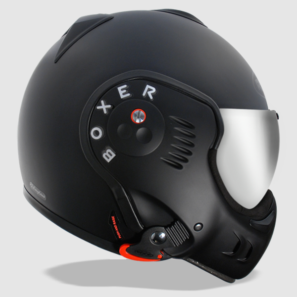 Roof Boxer Helmet Review Use Your Head Motorcycle Helmets Cool