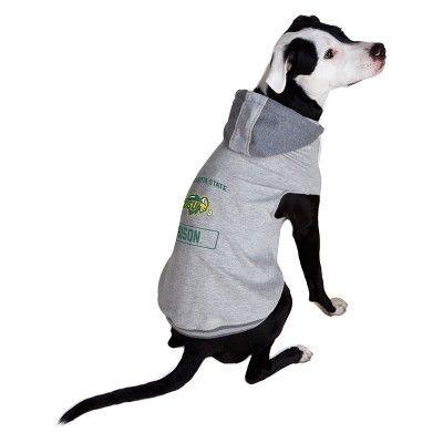 Dallas Cowboys NFL Little Earth Production Dog Pet Crewneck Gray Hoodie