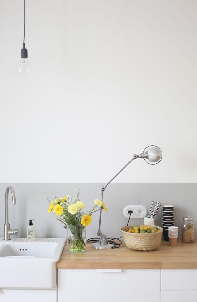 Pin von Aneta Pawłucka auf Home Pinterest Rückwand, Küche und Farben - wohnideen wohnzimmer streichen