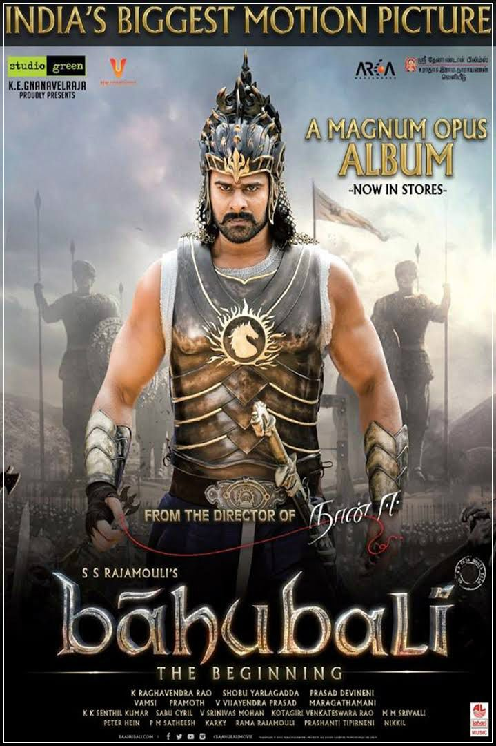 Bahubali the beginning bollywood movies 2015 movies - Bahubali 2 poster hd ...