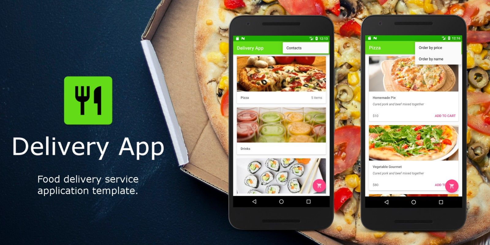 Food Delivery App Like Uber,UberEats Clone,Food Delivery