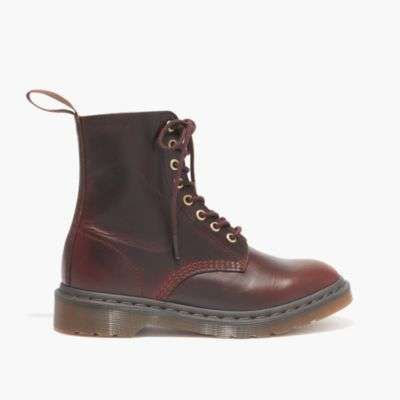 Madewell | Dr. Martens® 1460 Mono Boots #madewell #drmarten #boots