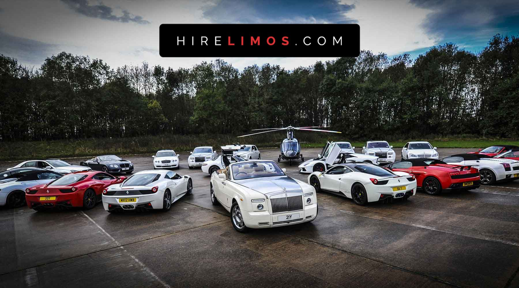 Limo Hire price anywhere in the UK. From classic American