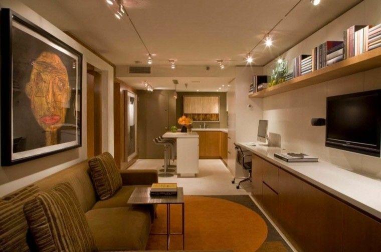 luces blancas Habitacion Pinterest LED, Iluminación y Increíble - iluminacion led para el hogar