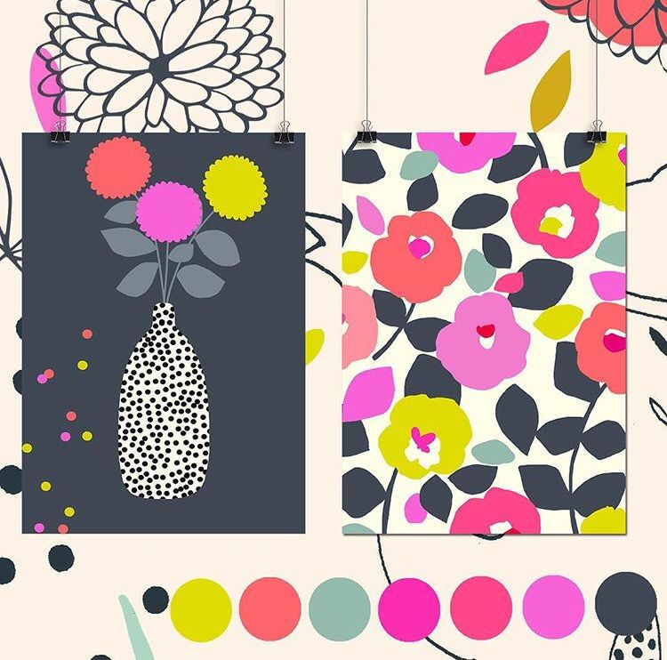 Pattern And Colors With Images Print Patterns Graphic