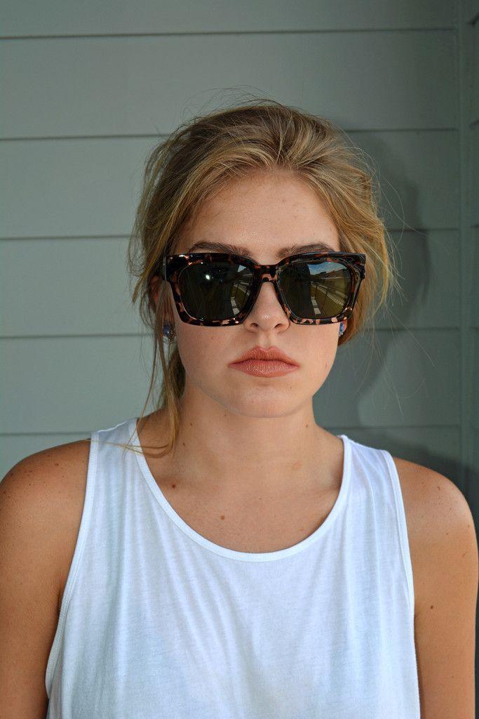 2041147ca2 Quay Midnight Runner Sunglasses