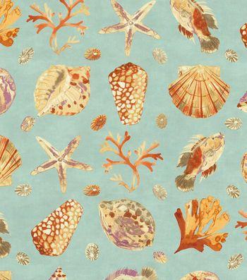 Waverly Upholstery Fabric-Dovel Lane Flaxseed