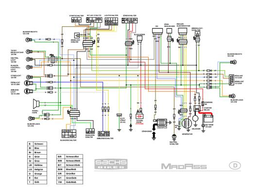 2007 Gsxr 600 Wiring Schematic In 2020 2007 Gsxr 600 Gsxr 600 Diagram
