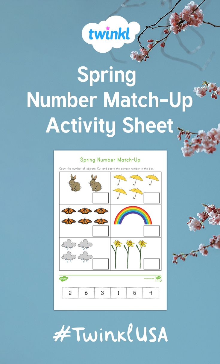 This fantastic cut and paste math activity is a great way to ...