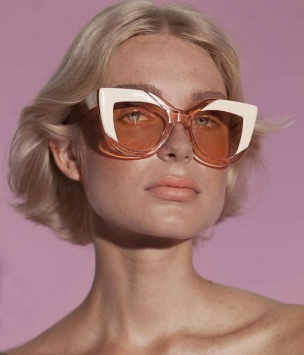 bd95feb084fe7 Aussie legend Poppy Lissiman has collabed with Lazy Oaf on the best sunnies  ever