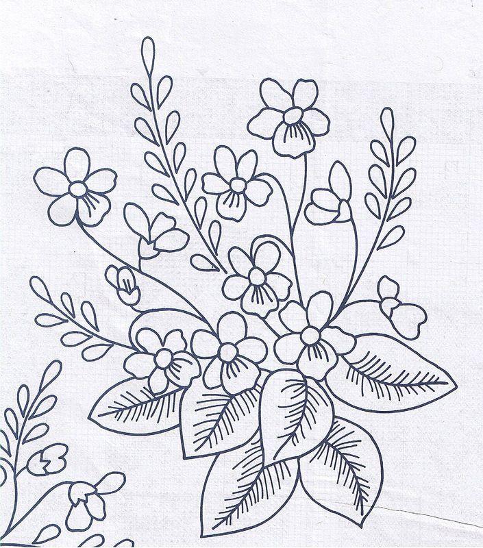 Labores del Hogar | bordados | Pinterest | Bordado, Dibujos para ...