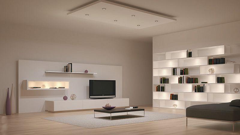 30 Creative LED Interior Lighting Designs Room, Lights and Interiors - led design wohnzimmer