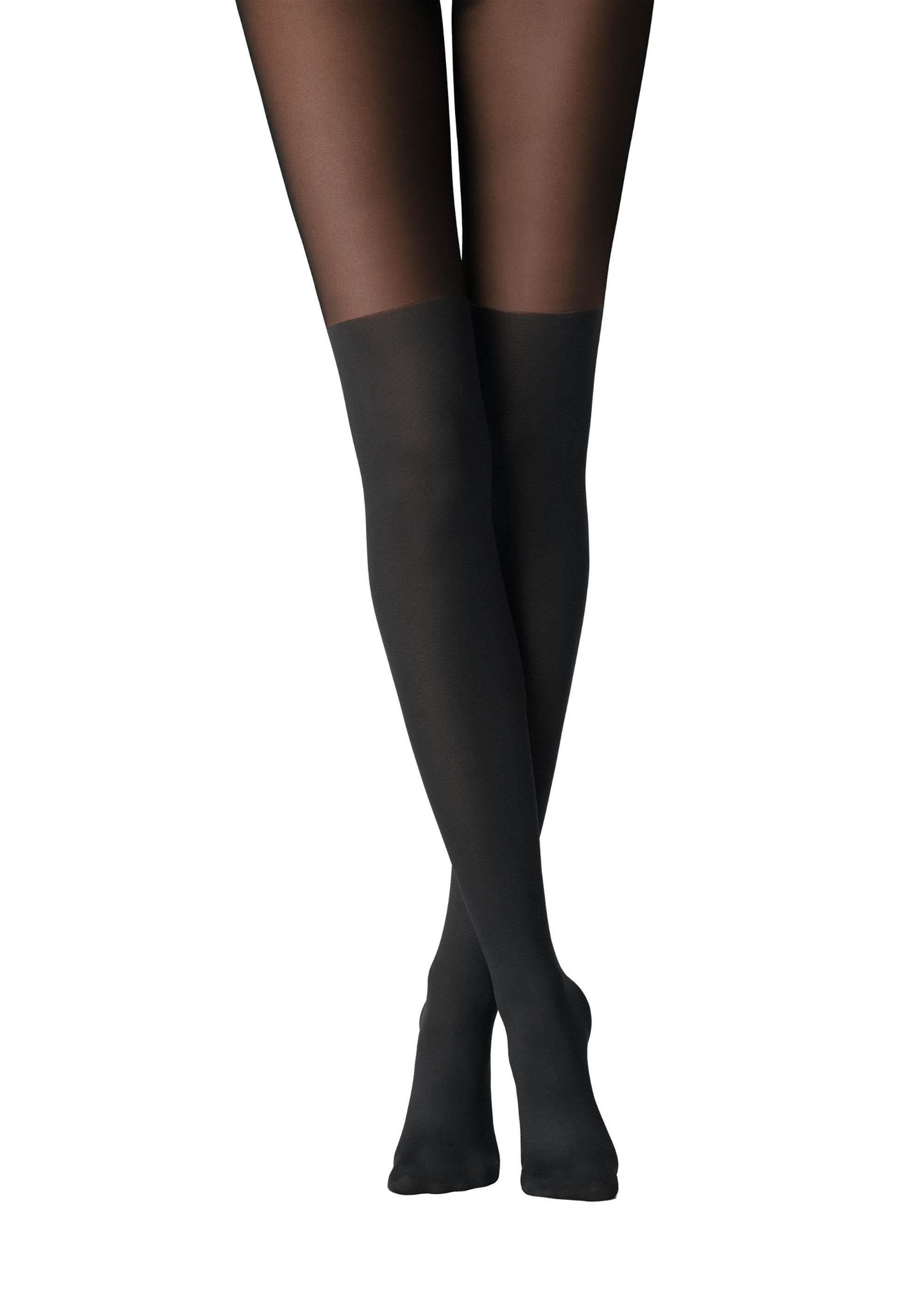 Women Luxury Varicose Vein Support /& Shaping Firm Control Fashion Tights Hosiery