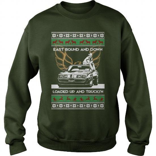 Awesome Tee Smokey And The Bandit Sweatshirt Chrismas Shirts Tees