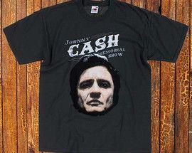Desperado T-shirts Vintage discharge opdruk op een Gildan 6400 Dark Heather t-shirt.