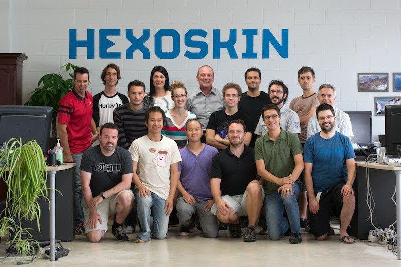 About Us - Hexoskin smart shirt   Carre Technologies inc (Hexoskin)