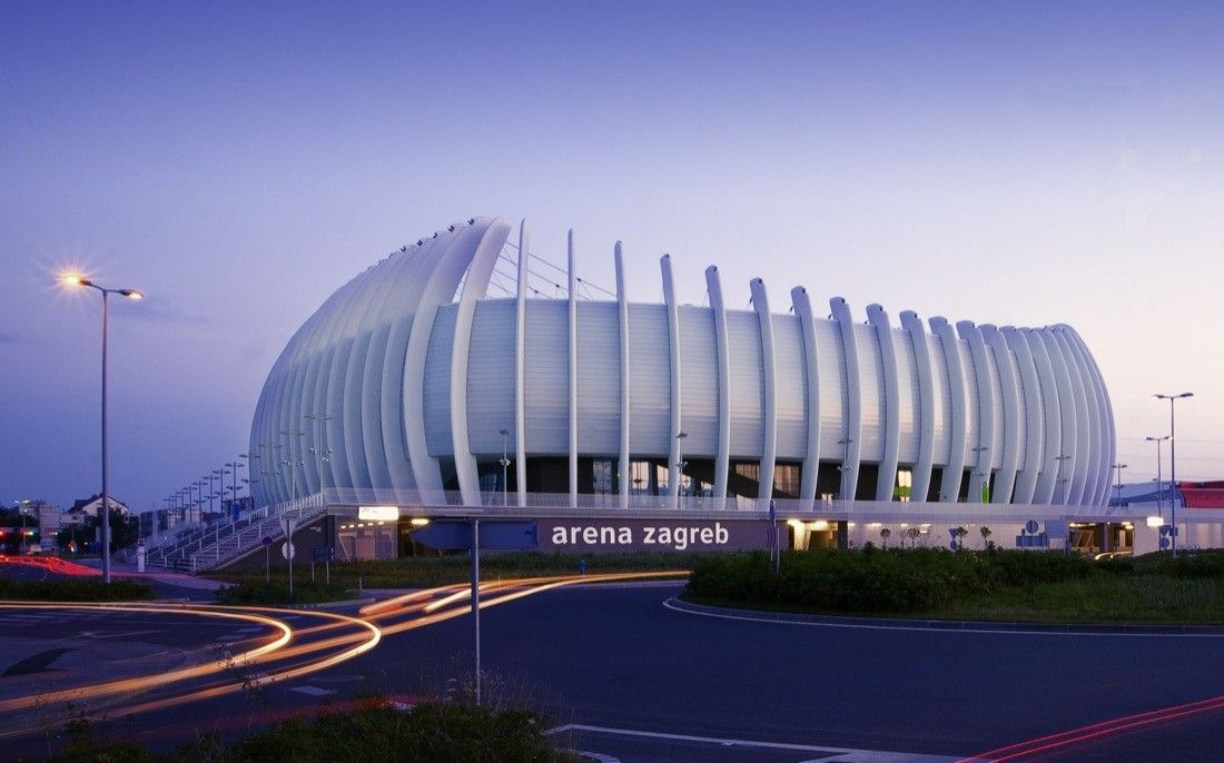 Gallery Of Arena Zagreb Upi 2m 31 Zagreb Architecture Architecture Photography