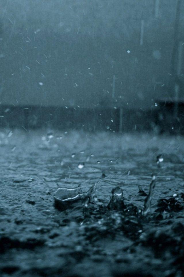 Feels Like Rain In China