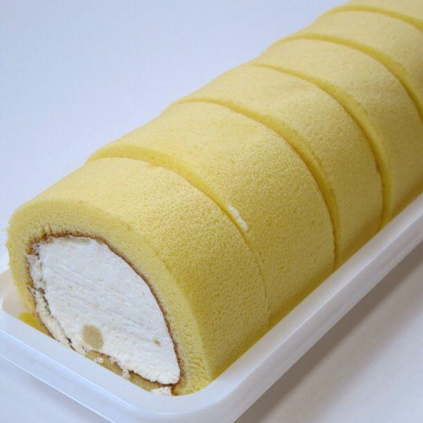 もち食感ロール バナナ banana roll