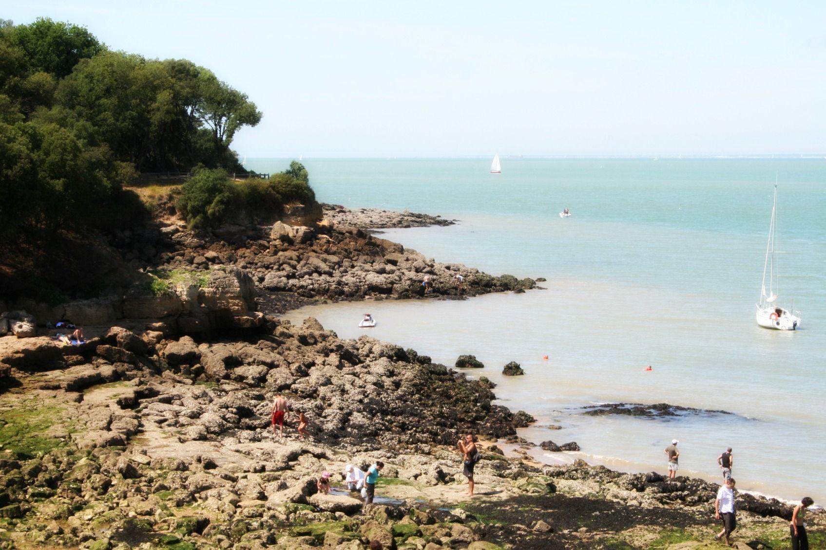 Les plus belles plages et carte des plages en Charente