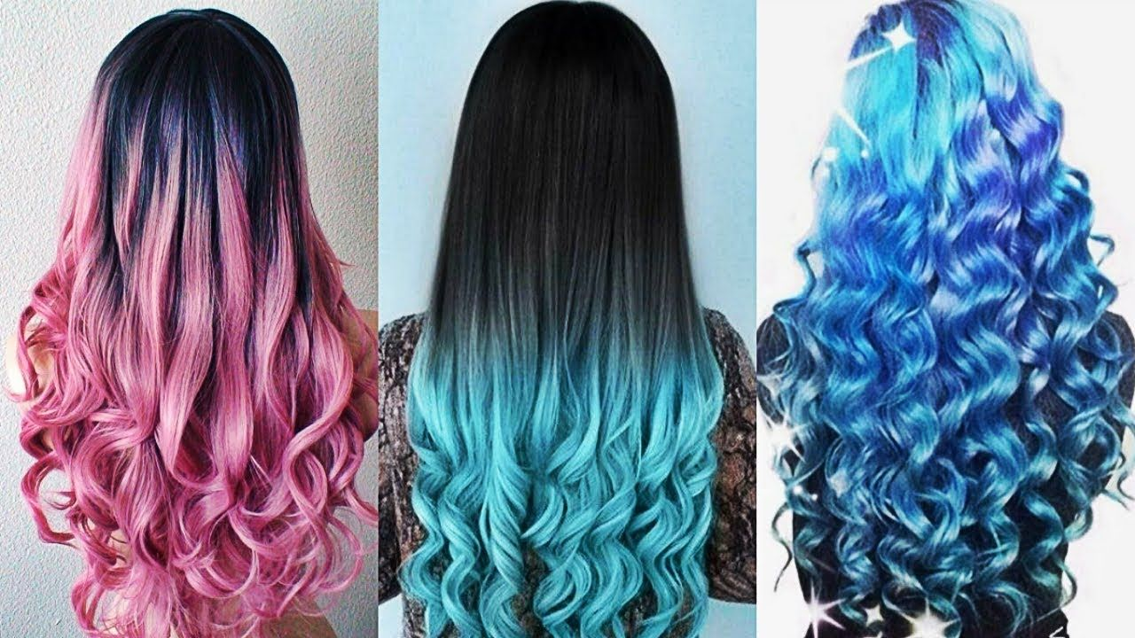 new haircut and color transformation - amazing hairstyles
