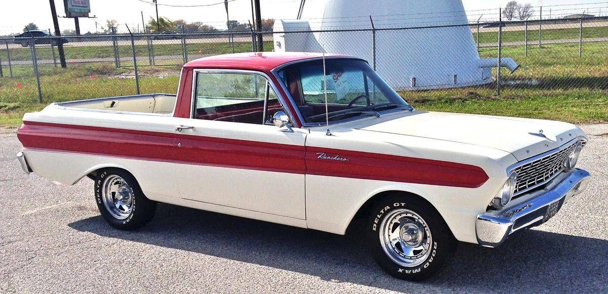 1964 Ford Ranchero For Sale Hemmings Motor News Old Ford Trucks Ford Trucks 1964 Ford