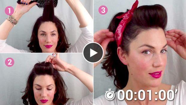 idées coiffure femme facile tendance pour tous les jours