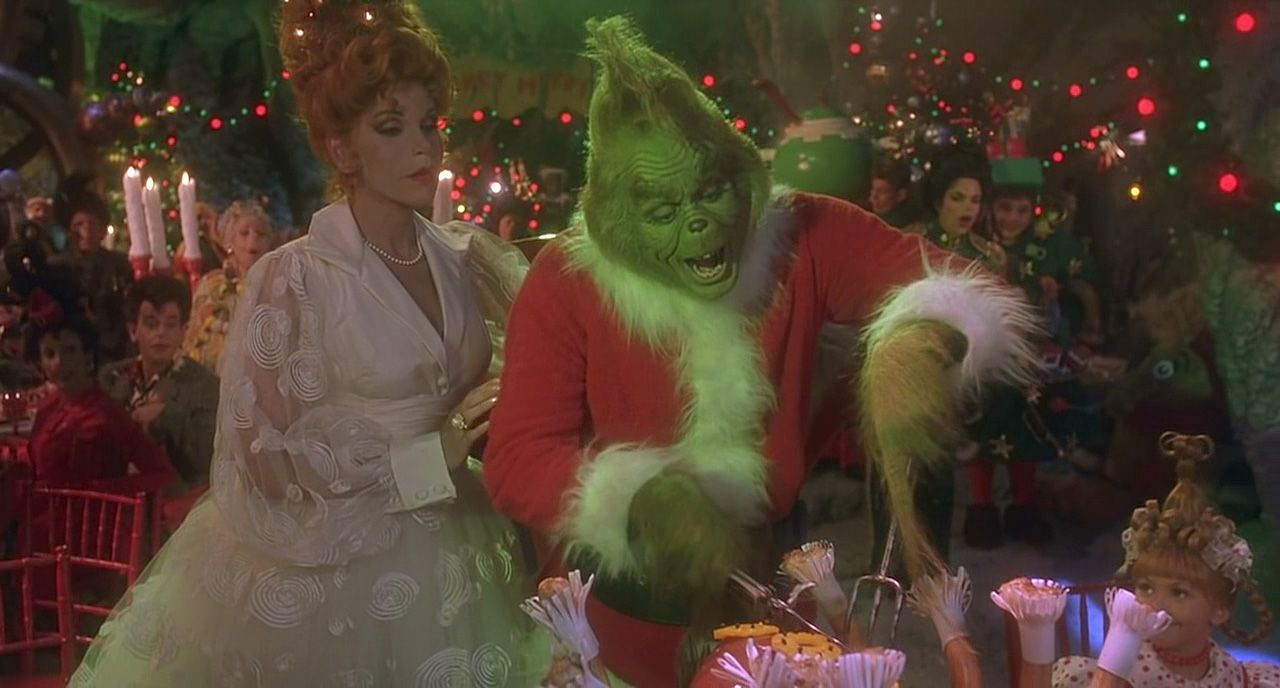 The Grinch Who Stole Christmas Movie Whoville How the Grinch Stole C...