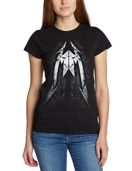 new styles db990 e8432 Collectors Mine Damen T-Shirt Metallica-Corrosive, Gr. 46 ...