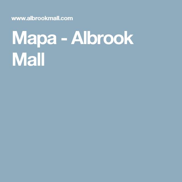 Mapa - Albrook Mall