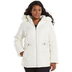 f342965362b Plus Size d.e.t.a.i.l.s Hooded Puffer Jacket