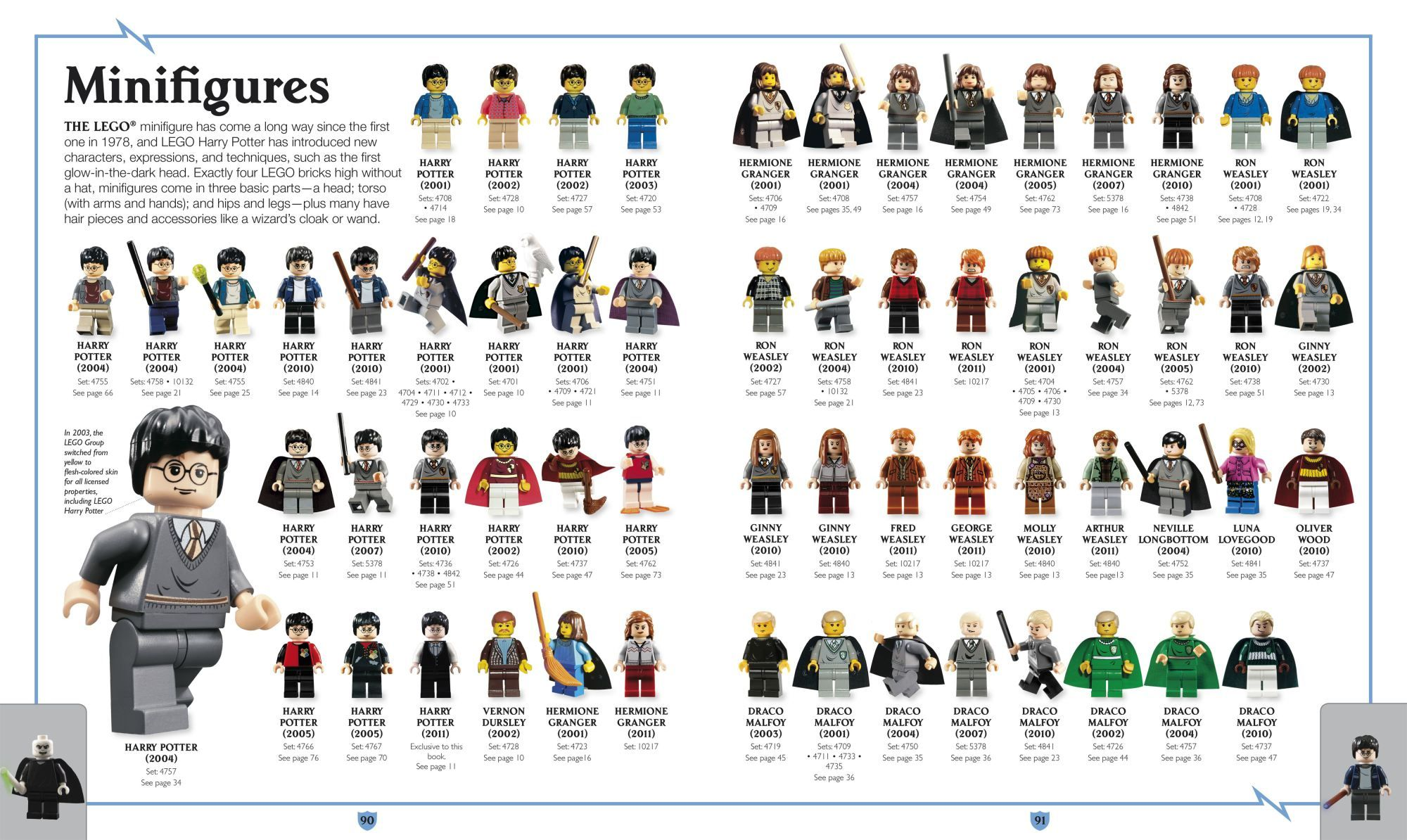 Posts About Buy On A Lego A Day Harry Potter Characters Lego Harry Potter Harry Potter Movie Characters