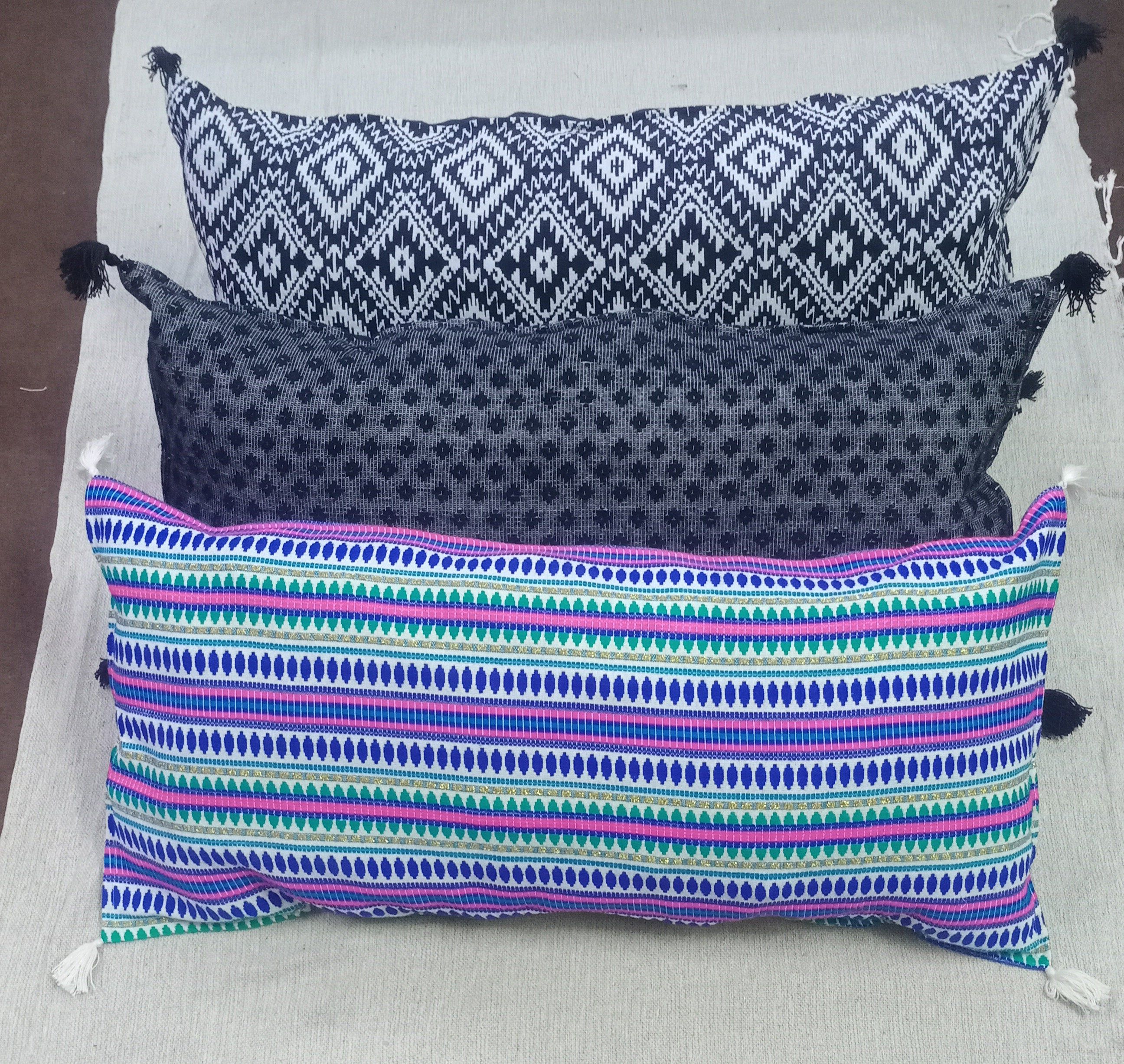 pillow covers 35x17 inches decorative