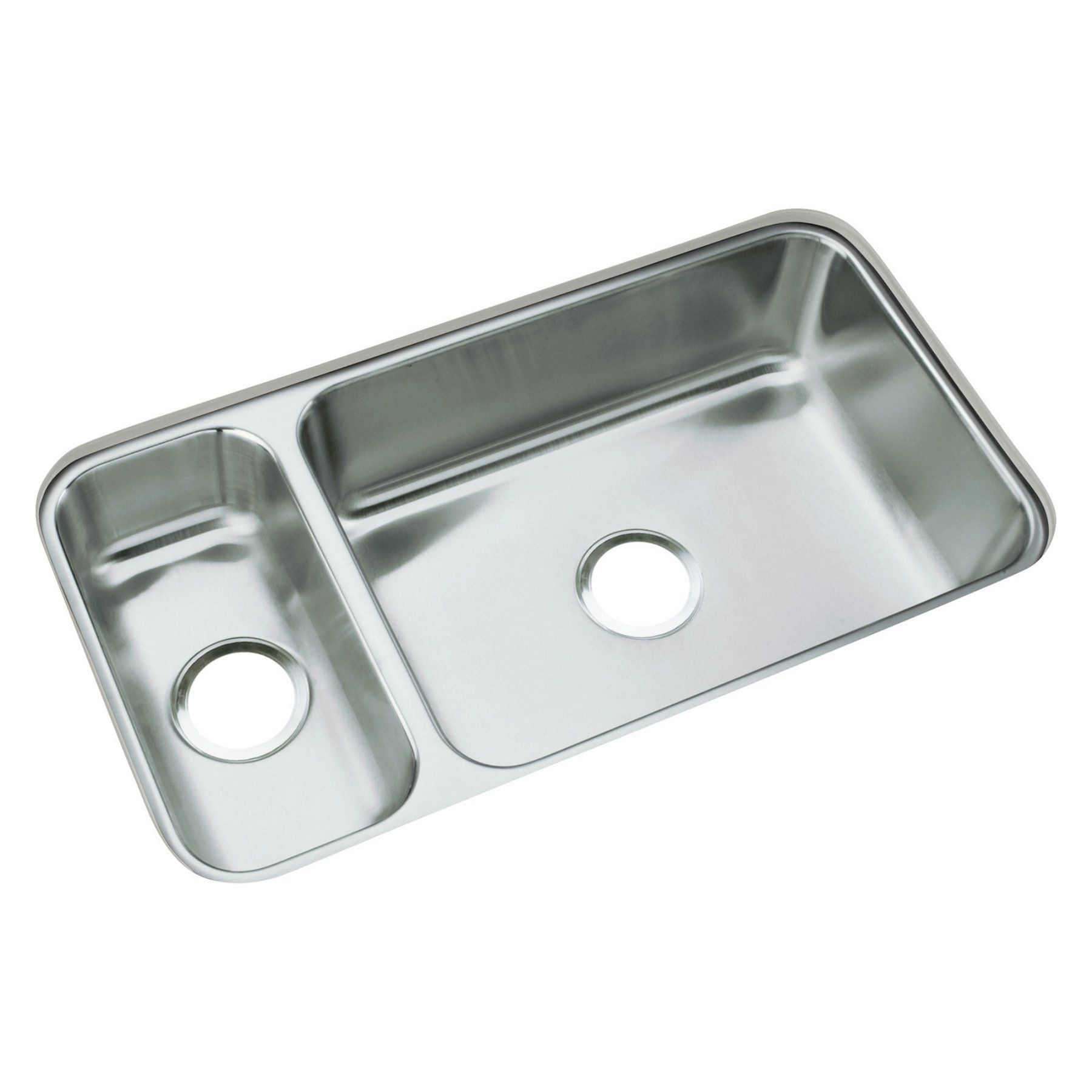 Sterling by Kohler McAllister® UCL3322R Double Basin Undermount on home depot undermount sinks, inset kitchen sinks, stone sinks, american standard kitchen sinks, kohler kitchen sinks, elkay sinks, black kitchen sinks, stainless steel kitchen sinks, overmount kitchen sinks, undermount sinks 60 40, smart divide kitchen sinks, farm kitchen sinks, antique kitchen sinks, swanstone kitchen sinks, single bowl kitchen sinks, solid surface kitchen sinks, lowes kitchen sinks, ceramic kitchen sinks, farmhouse kitchen sinks, granite kitchen sinks,
