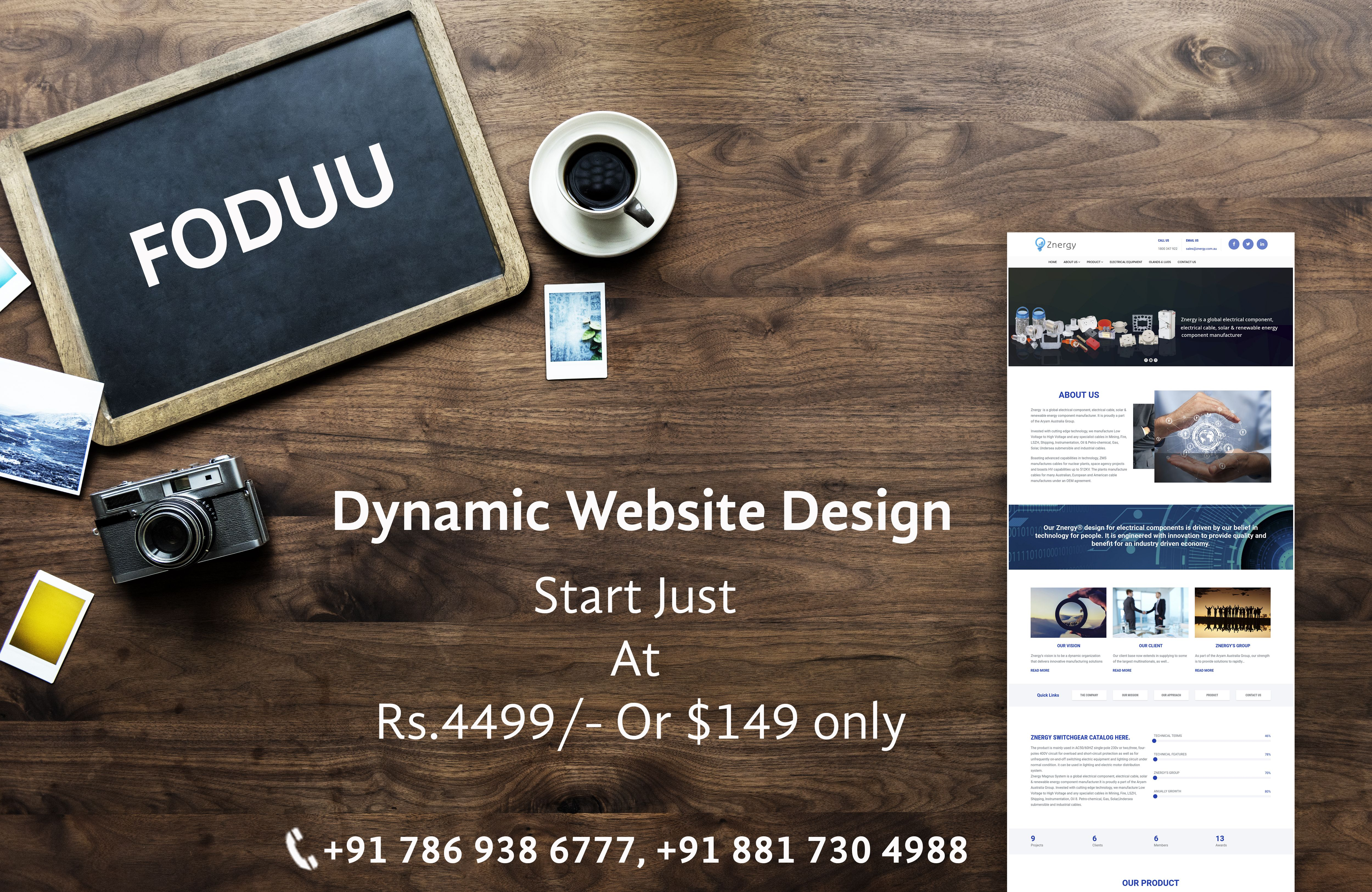 We Provide Dynamic Website Design Development Services To Our Clients At Cheap Prices In India Build A Dy Web Development Design Cheap Web Design Web Design